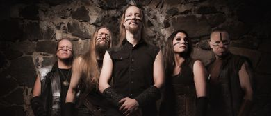 """ENSIFERUM """"Path to Glory Tour 2018"""" - Special guests: EX DEO"""