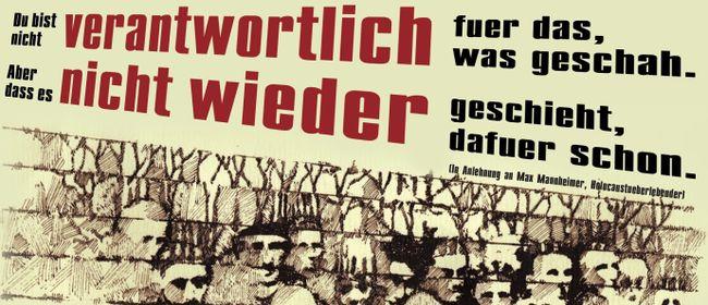Aktionstage 2018 - Nie Wieder Faschismus