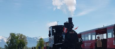 Rheinmündungsfahrt am Dienstag (Staatsfeiertag)