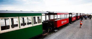 Rheinmündungsfahrt am Freitag