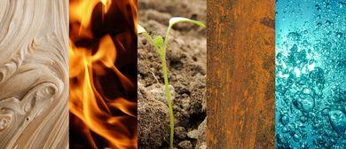 5 Elemente Yoga intensiv Feuer  2. Teil  9:00 - 12.00