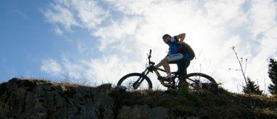 Geführte E-Bike Tour in Damüls