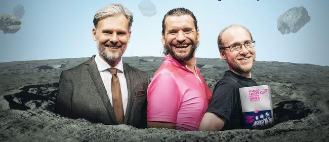 Warum landen Asteroiden immer in Kratern? - Science Busters