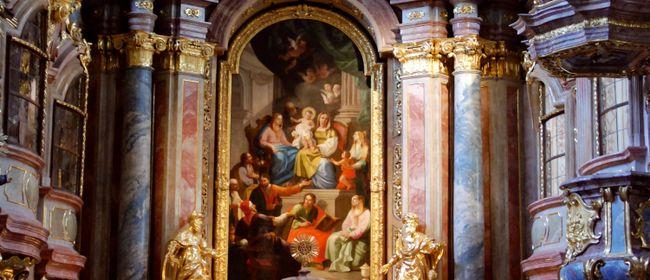 Trompetenzauber in der Annakirche
