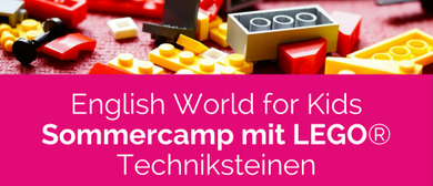 English World Sommercamp mit Bricks 4 Kidz