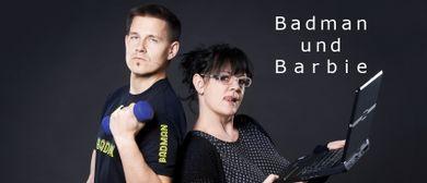 """Schnäggabühne Bludesch spielt """"Badman und Barbie""""!"""