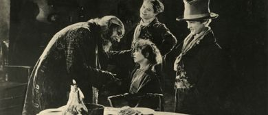 Peter Madsen and CIA play Silent Movies - Oliver Twist