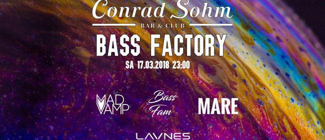 BASS FACTORY XI
