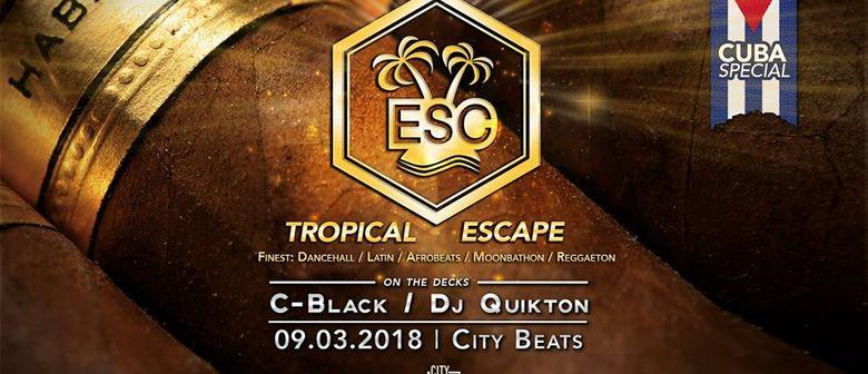 Tropical Escape   Reggaeton & Dancehall - 9.3. - Cuba Specia