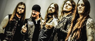 "ICED EARTH ""Incorruptible"""