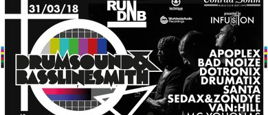 INFUSION pres. DRUMSOUND & BASSLINE SMITH