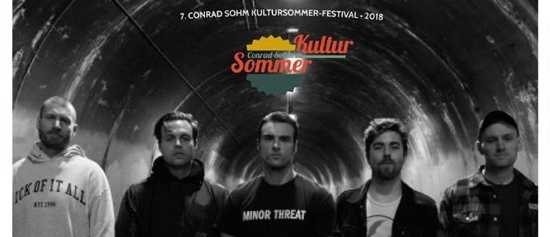 STICK TO YOUR GUNS + SUPPORT / 7. Kultursommer-Festival
