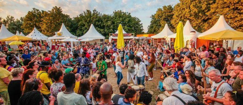 Afrika Tage Wien 2018
