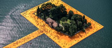 Christo & Jeanne-Claude: THE FLOATING PIERS, Wolfgang Volz
