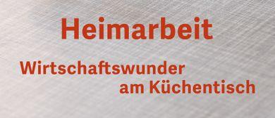 Führung durch die Sonderausstellung im Stadtmuseum Dornbirn