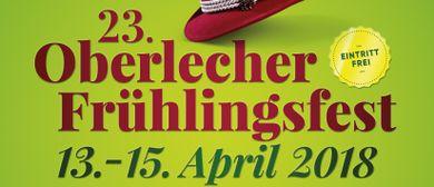 Oberlecher Frühlingsfest 2018