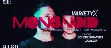 Variety X | Mononoid (Einmusika/Traum/microCastle, NL)
