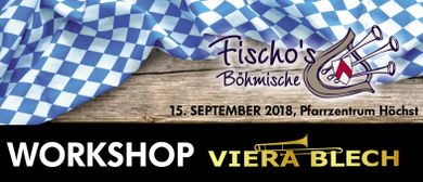 "Workshop mit ""Viera Blech"""