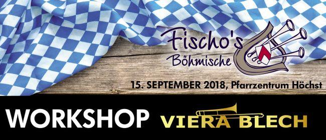"""Workshop mit """"Viera Blech"""""""