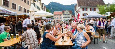 Steirisches Weinfest - die Steirer kommen!