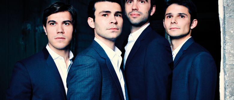 Kammerkonzert Modigliani Quartett, Nicholas Angelich