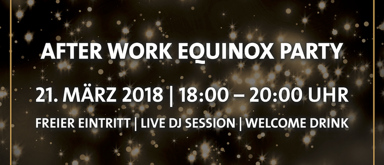 After Work Equinox Party 2018 powered by Bacardí