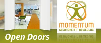 MOMENTUM - Open doors & Soiree im Atelier