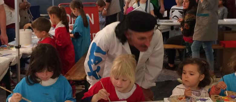"""Kinder-Kunst """"Osterferien"""""""