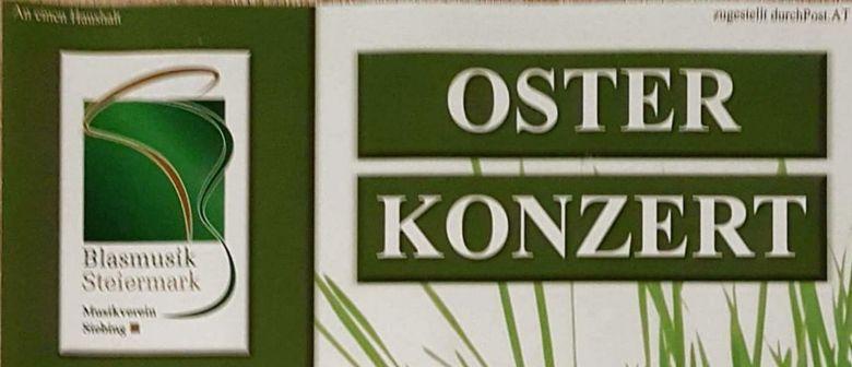Osterkonzert des Musikvereines Sasstal-Siebing