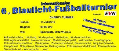 Blaulicht Fußballturnier