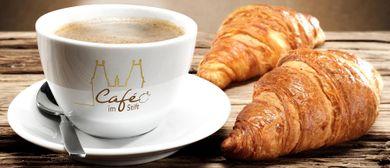Frühlingserwachen im Café im Stift Vorau