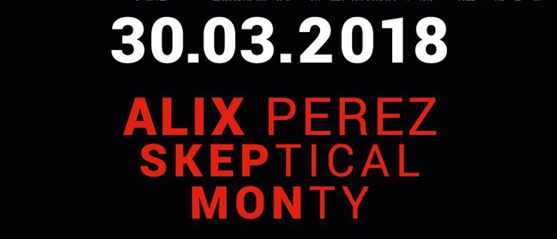 CONTRAST presents 1985 Music w/ ALIX PEREZ, SKEPTICAL & MONT