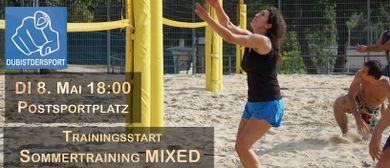 Beachvolleyball Training Mixed basic - DUBISTDERSPORT: CANCELLED