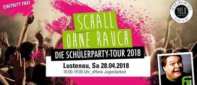 """YOLO – Die """"Schall ohne Rauch-Party"""