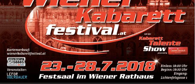 8. Wiener Kabarettfestival