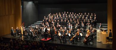 Chorseminar Liechtenstein - Mendelssohn und Bach