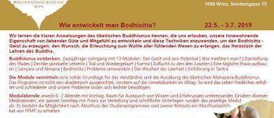 Buddhismus entdecken - Wie entwickle ich Bodhicitta?