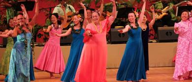 Hali'a - Hawaiianisches Konzert