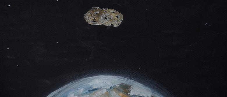 Ausstellung: Daniel Leidenfrost - 'Der Besucher'