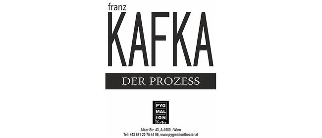 DER PROZESS von Franz Kafka