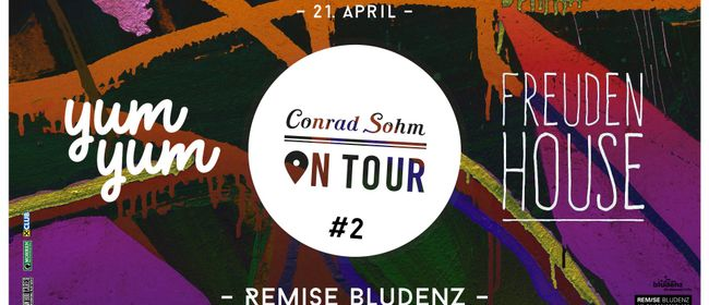 CONRAD SOHM ON TOUR #2