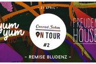 CONRAD SOHM ON TOUR #2