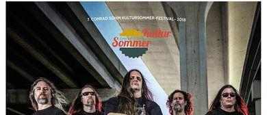 CANNIBAL CORPSE  7. Kultursommer-Festival