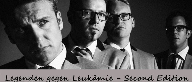 Legenden gegen Leukämie - Second Edition (Benefizkonzert)
