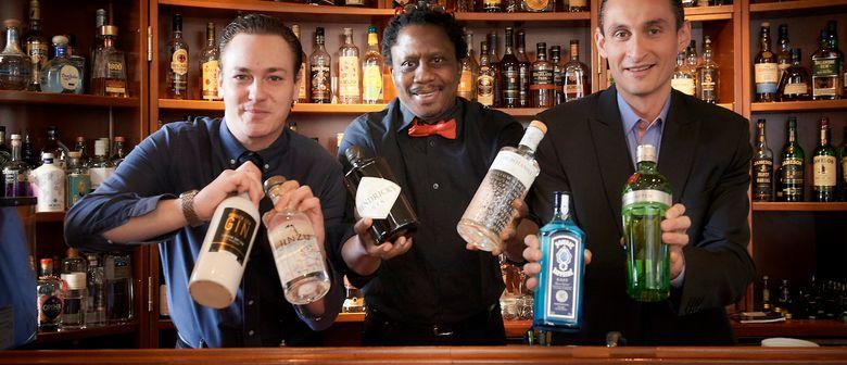 First American Bar lädt zum Gin-Tasting