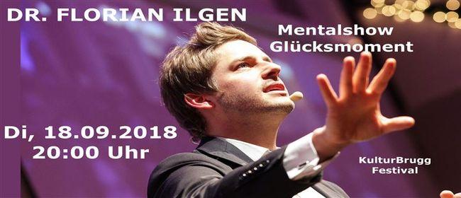 Dr. Florian Ilgen - Vortrag mit Mentalshow