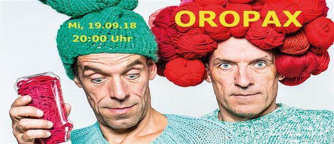 Oropax - KulturBrugg Festival
