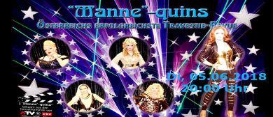 "ManneQuins - Travestieshow ""It's magic"""