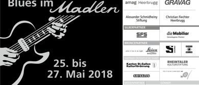Blues im Madlen - Lilly Martin and Friends