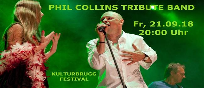 Phil Collins & Genesis Tribute Band - KulturBrugg Festival
